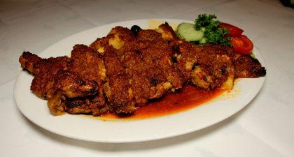 Restaurante Vinha: African Chicken