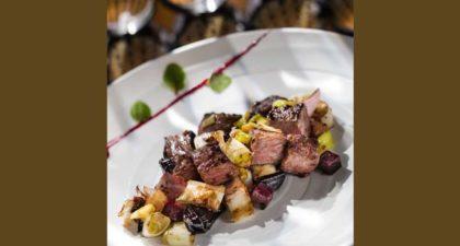 Pearl Dragon: Beef Steak