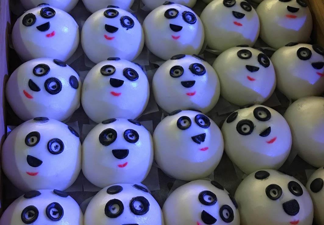Dreamworks Experience Sands Cotai Macau: Character buns
