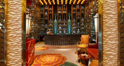 Wynn Macau: Golden Flower