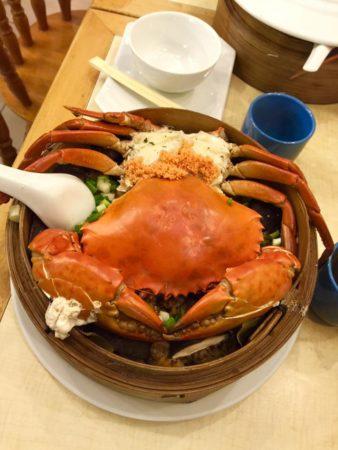 Hou Kong Chi Kei: Crab
