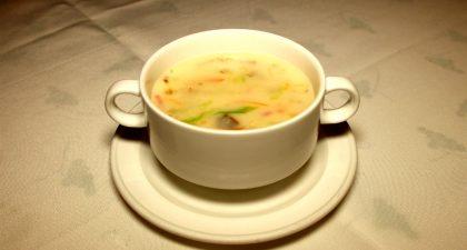 Restaurante Vinha: Cream of Shark