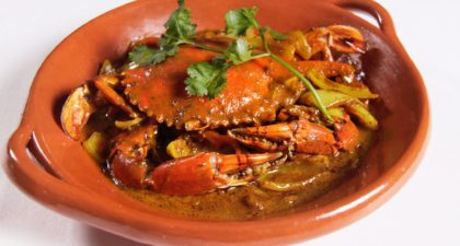 Flamingo: Curry Crab