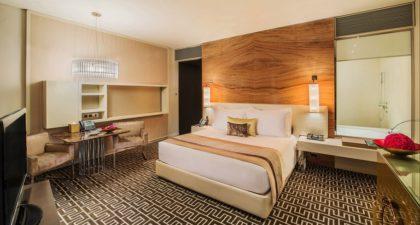City of Dreams Macau: Deluxe Room