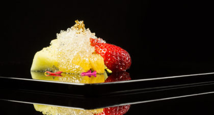 Shinji by Kanesaka: Dessert