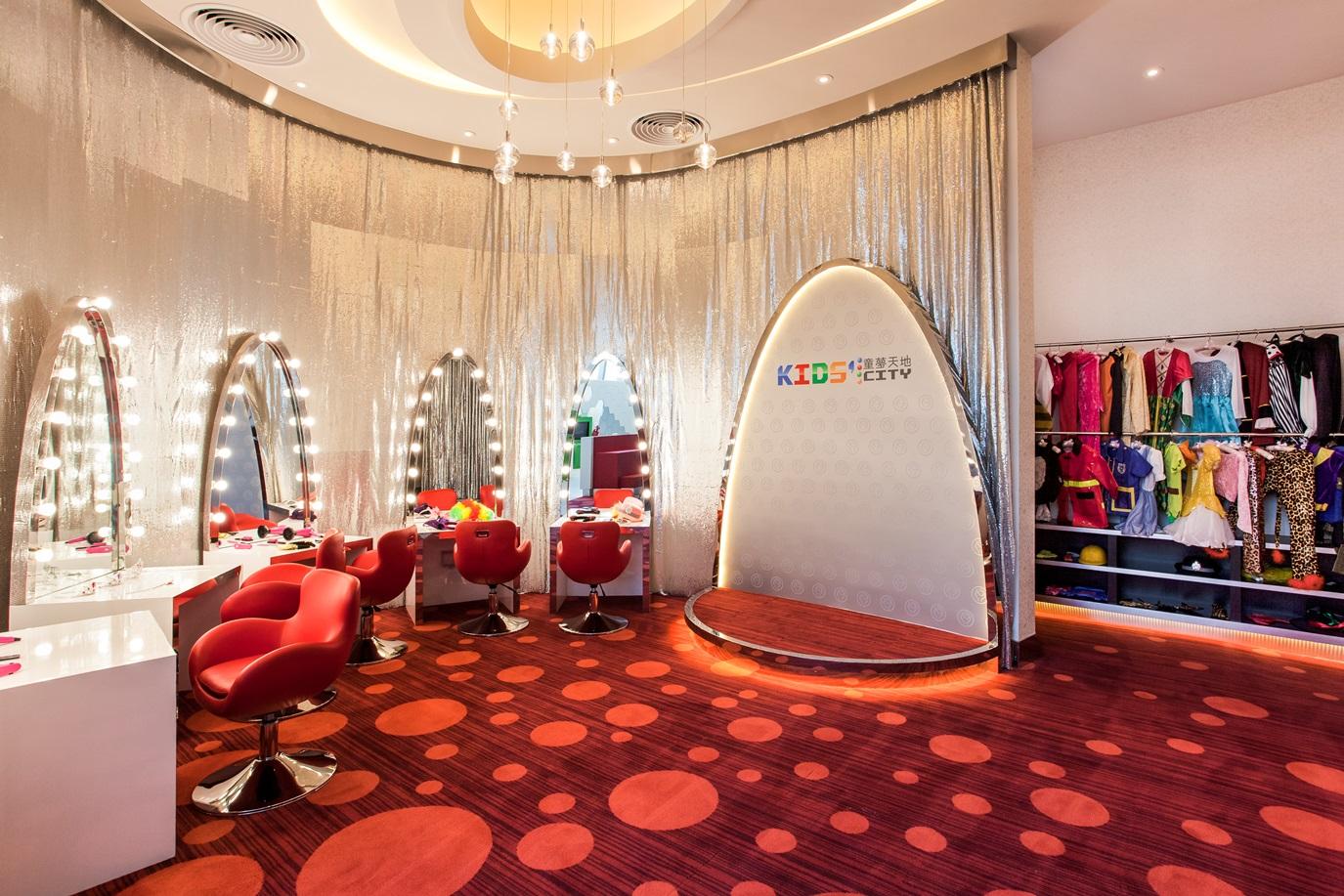 Kids' City Macau: Dress Up Corner
