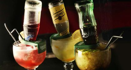 MJ Cafe: Drinks
