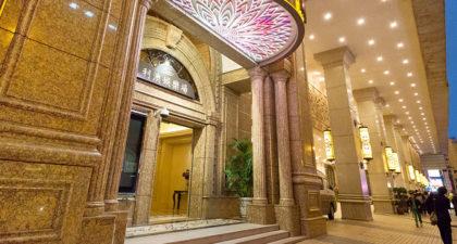 Rio Hotel & Casino: Entrance