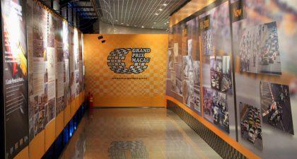 Macau Grand Prix: Exhibition