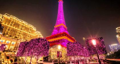 Parisian Macau: Exterior