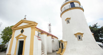 Guia Fortress: Exterior
