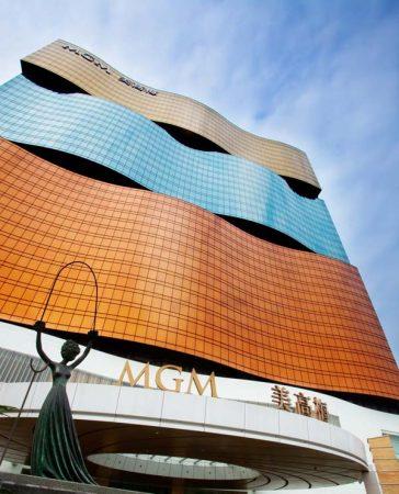 MGM Macau: Exterior