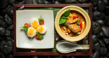 Saffron: Flavourful Curry