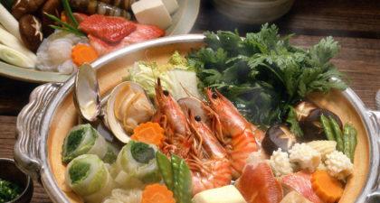 Xin: Fresh seafood Hot Po
