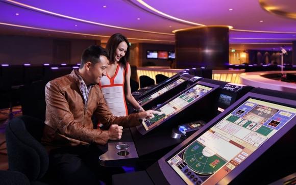 Emperor Palace Casino: Gaming Machines
