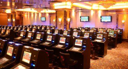 Grandview Casino Hotel: Gaming Machines