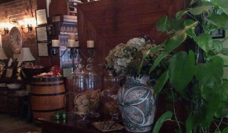 Restaurante Italiano Antica Trattoria: Interior