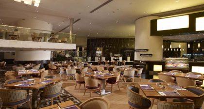Round-The-Clock Coffee Shop: Interior