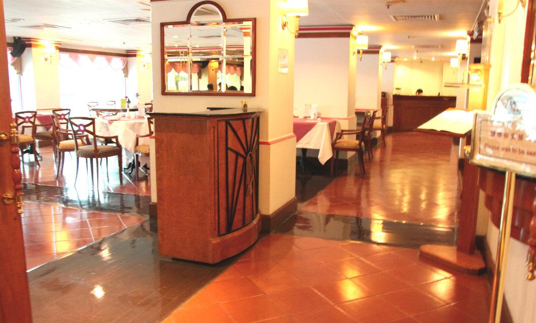 Sintra Restaurant: Interior