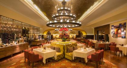 Terrazza Italian Restaurant: Interior