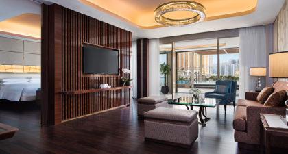 JW Marriott Hotel Macau: Interior