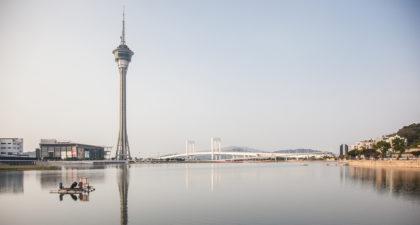 Macau Tower: Lake View