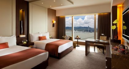 Altira Macau: Macau Waterfront View Rooms