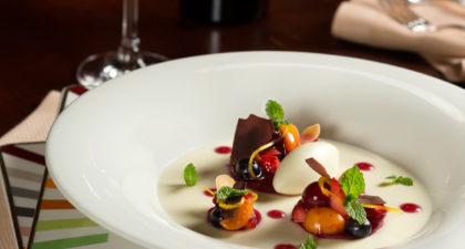 Terrazza Italian Restaurant: main dish