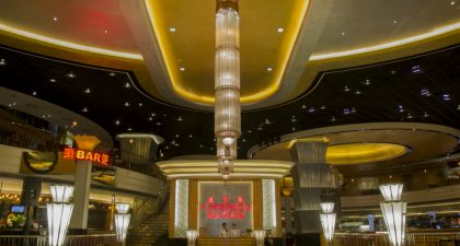 Cafe Deo Macau: Main Entrance