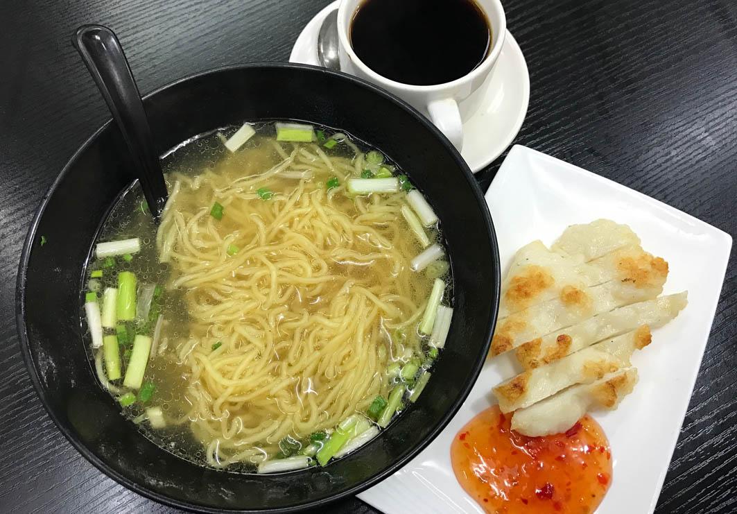 Wa Hin Mei Sec Macau: Noodles