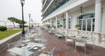 Vic's Restaurante: Outdoor