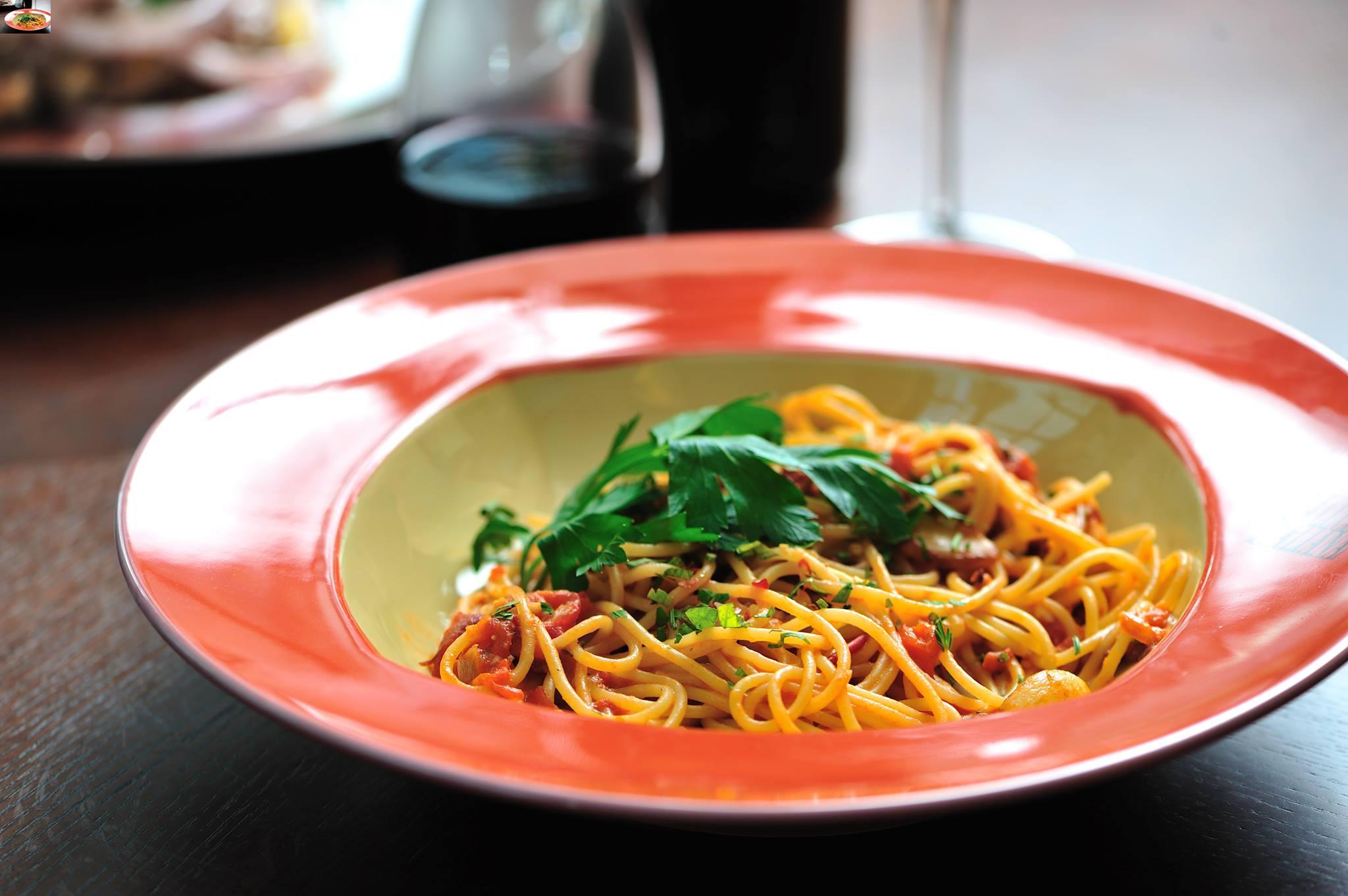 La Cucina Italiana Macau: Pasta