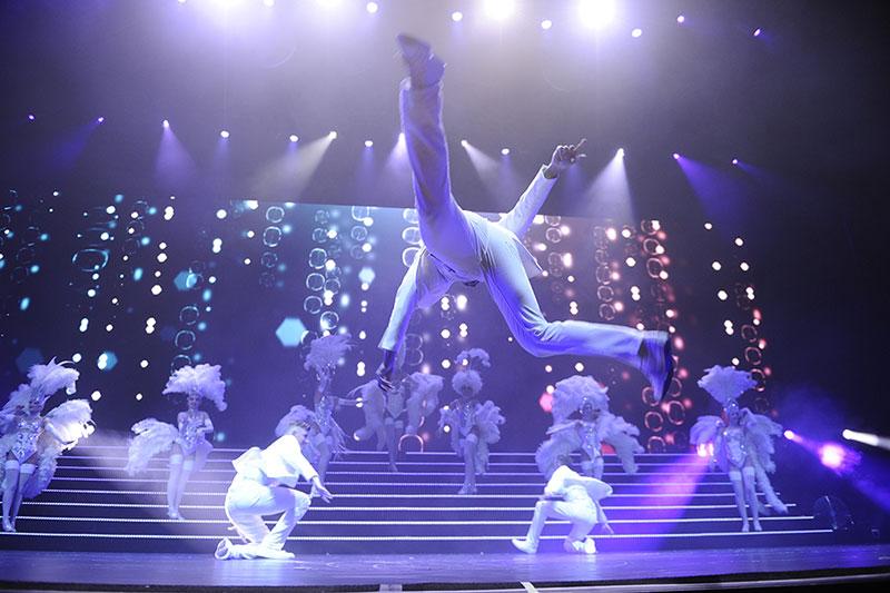 Viva La Broadway Macau: Performance