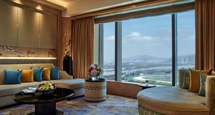 Galaxy Macau: Premier Suite