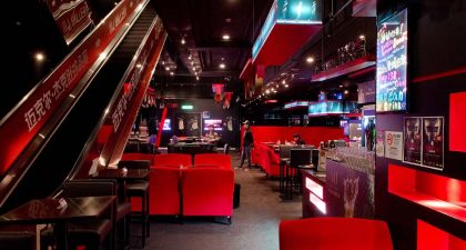MJ Cafe: Seating