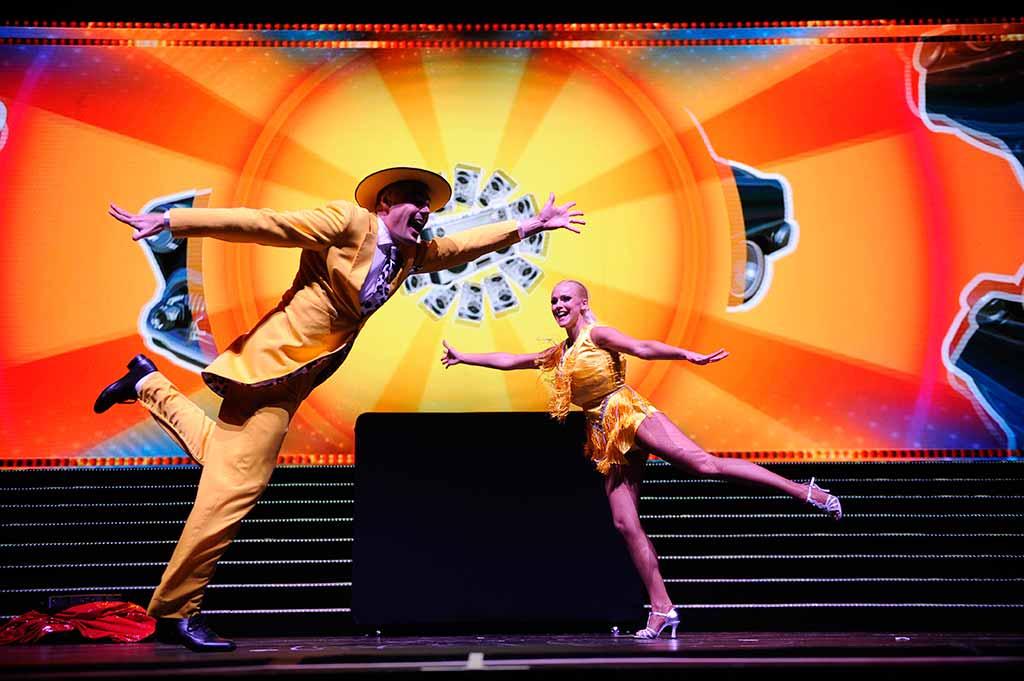 Viva La Broadway Macau: Show