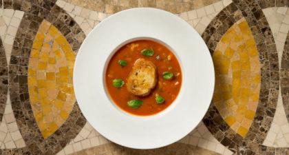 Terrazza Italian Restaurant: Soup