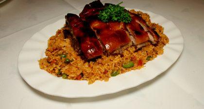 Restaurante Vinha: Suckling Pig
