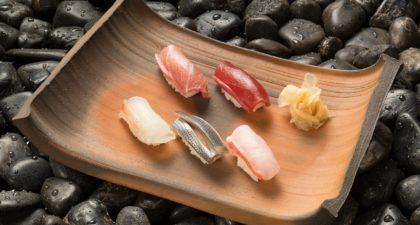 Shinji by Kanesaka: Sushi