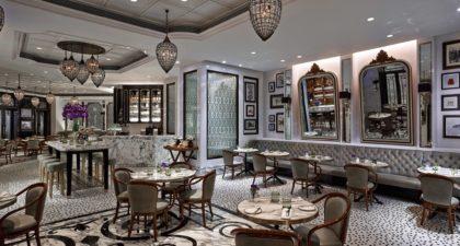 The Ritz-Carlton: The Ritz-Carlton Cafe
