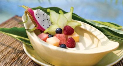 Cabana: Seasonal Fruit Platter