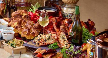 Feast: Valentines buffet