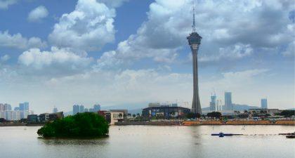 Macau: View from Seek Your Choice Bistro