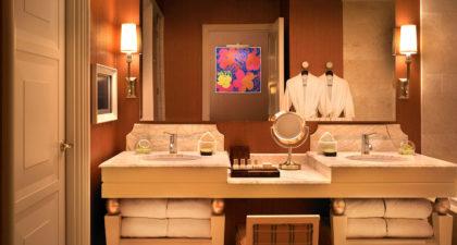 Wynn Macau: Washroom