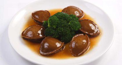 Estabelecimento De Comidas King: Whole Superior Abalone