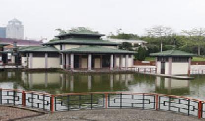 Dr. Sun Yat Sen Municipal Park: Interior