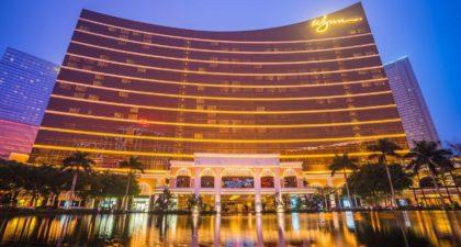 Wynn Macau: Exterior